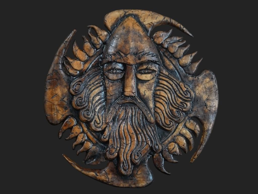 bogowie słowian dariusz fluder mitologia