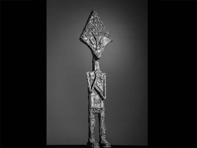 baboma rzeźby kozy fluder