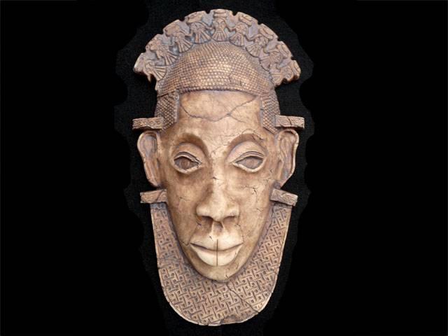 benin dariusz fluder maski etniczne