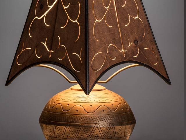 lampa polska fluder