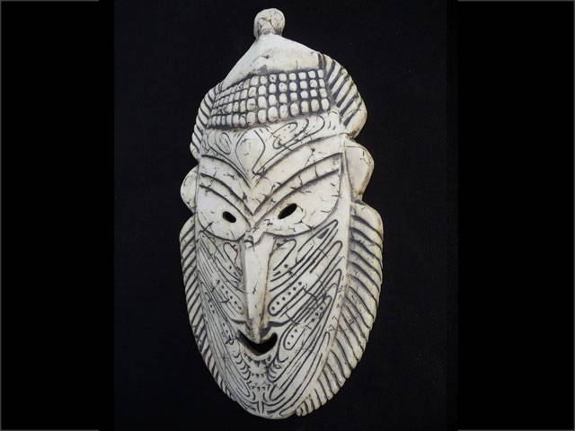dariusz fluder maski etniczne