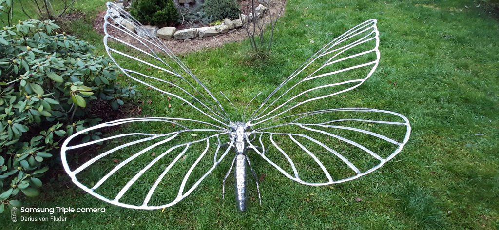 rzeźba z metalu dariusz fluder