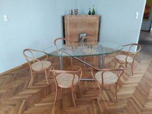 stół metalowy