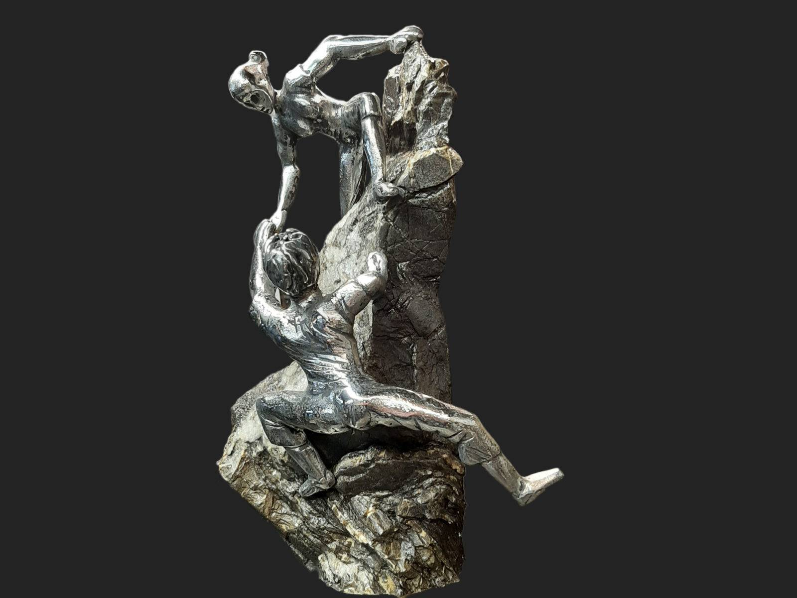statuetka dariusz fluder